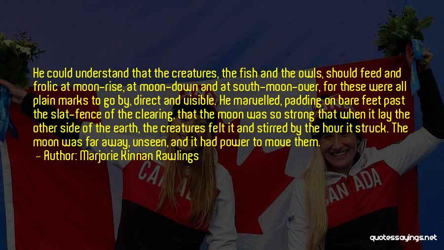 Marjorie Kinnan Rawlings Quotes 1822759