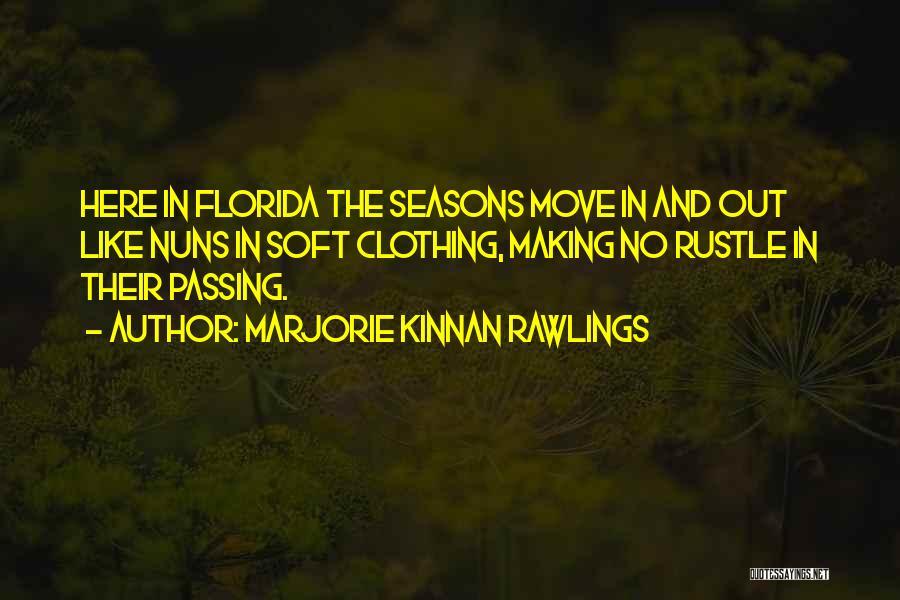 Marjorie Kinnan Rawlings Quotes 1902855