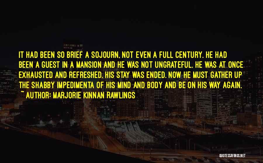 Marjorie Kinnan Rawlings Quotes 1924703