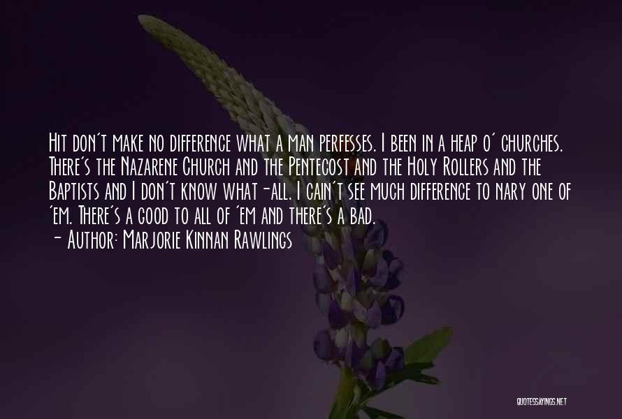 Marjorie Kinnan Rawlings Quotes 1989626