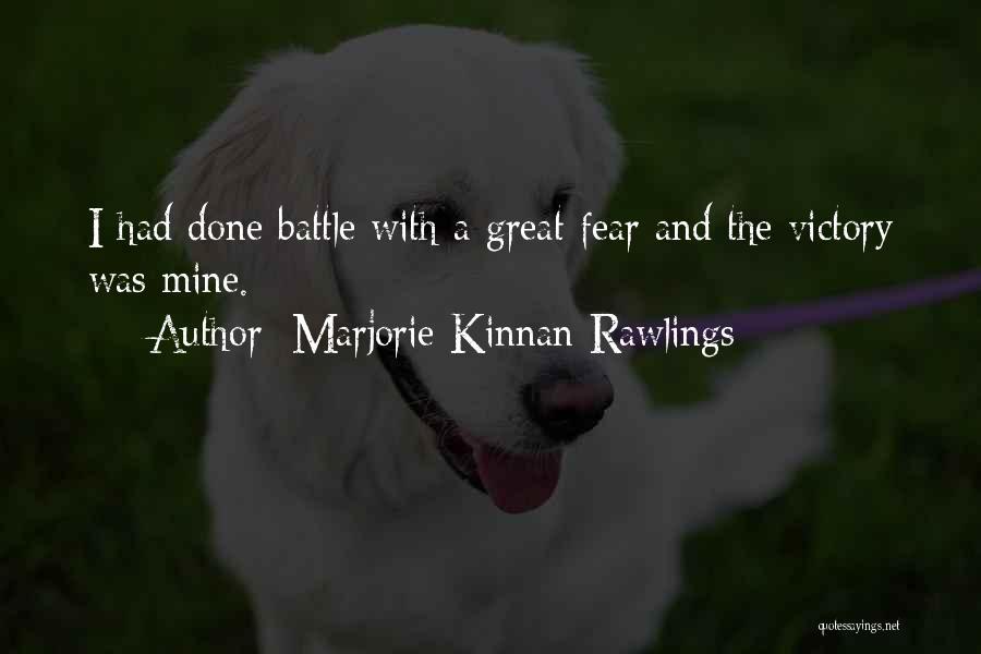 Marjorie Kinnan Rawlings Quotes 2042164