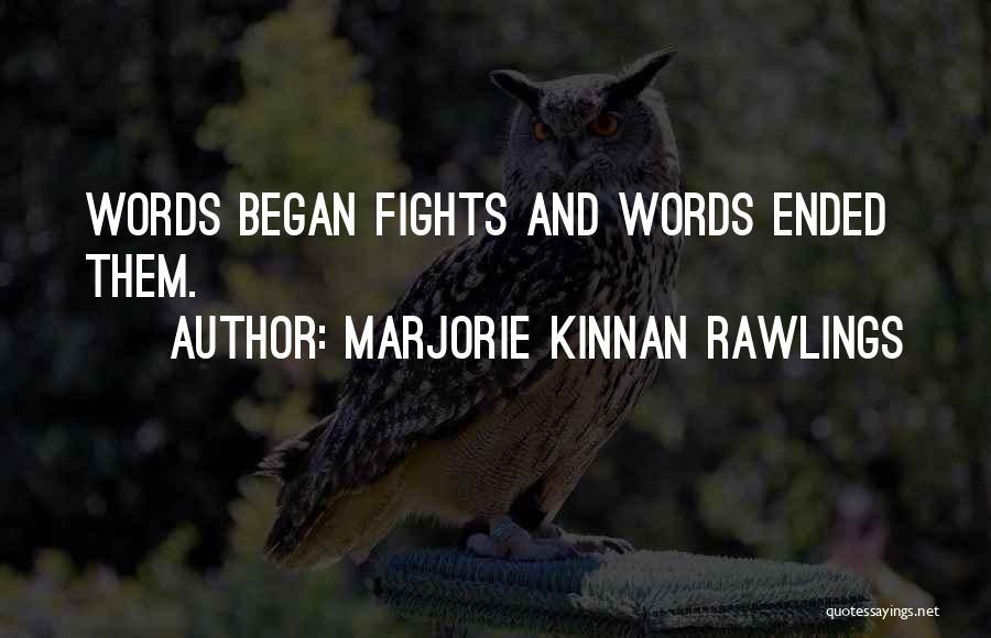 Marjorie Kinnan Rawlings Quotes 247332