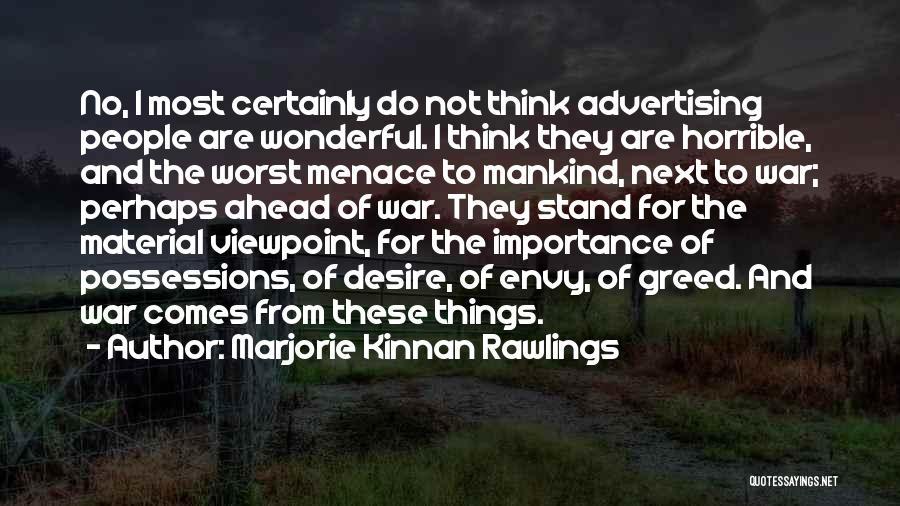 Marjorie Kinnan Rawlings Quotes 416142