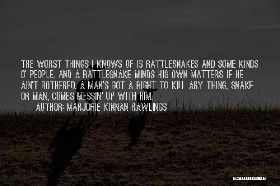 Marjorie Kinnan Rawlings Quotes 472042