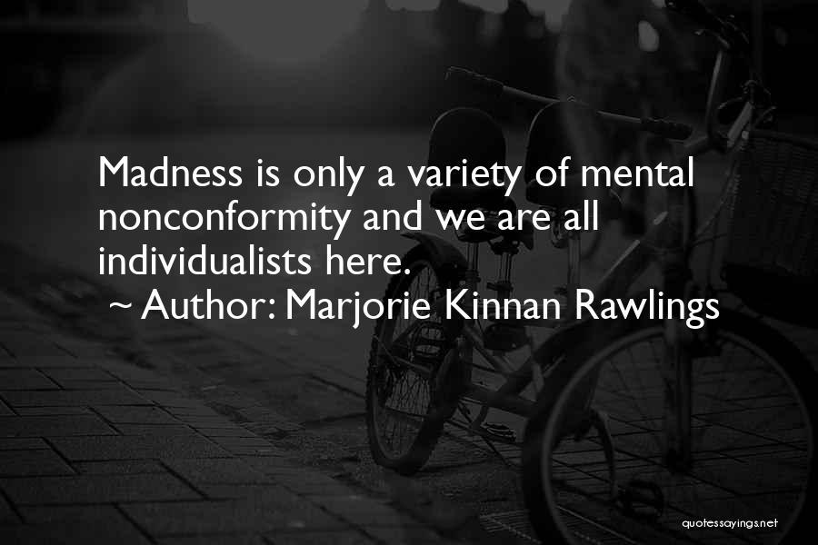 Marjorie Kinnan Rawlings Quotes 503444