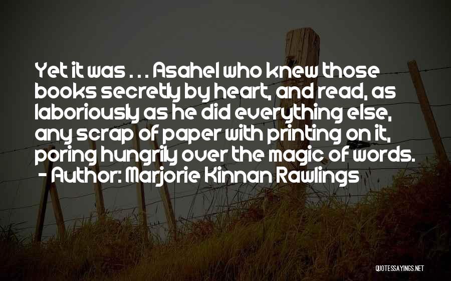 Marjorie Kinnan Rawlings Quotes 518302