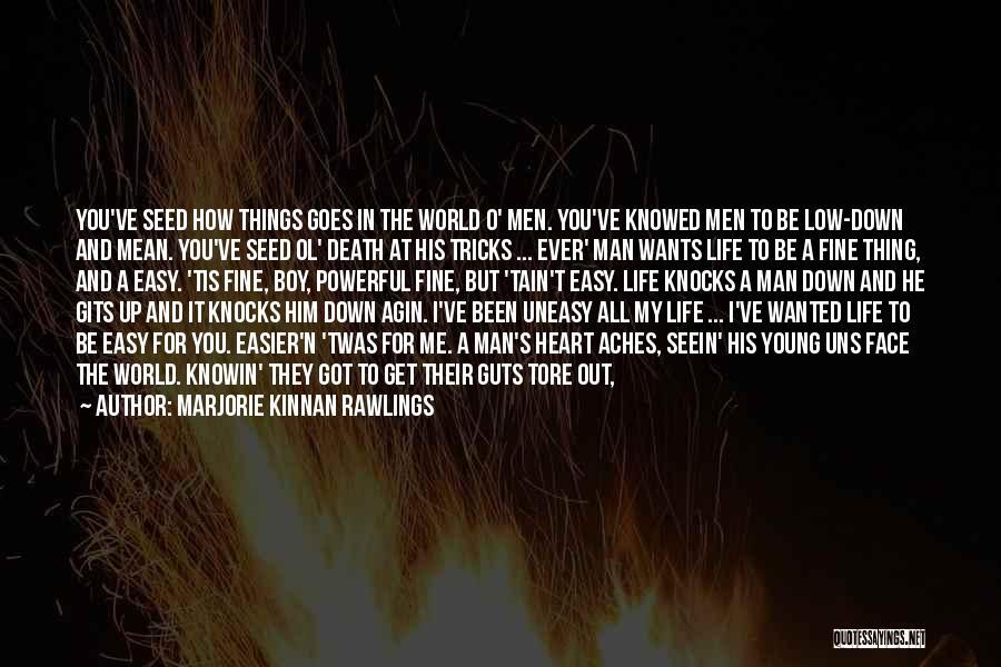 Marjorie Kinnan Rawlings Quotes 541292