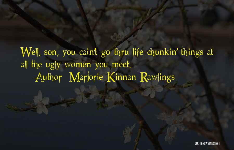 Marjorie Kinnan Rawlings Quotes 643795