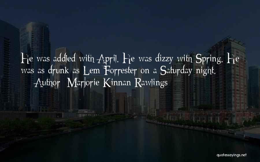 Marjorie Kinnan Rawlings Quotes 673636