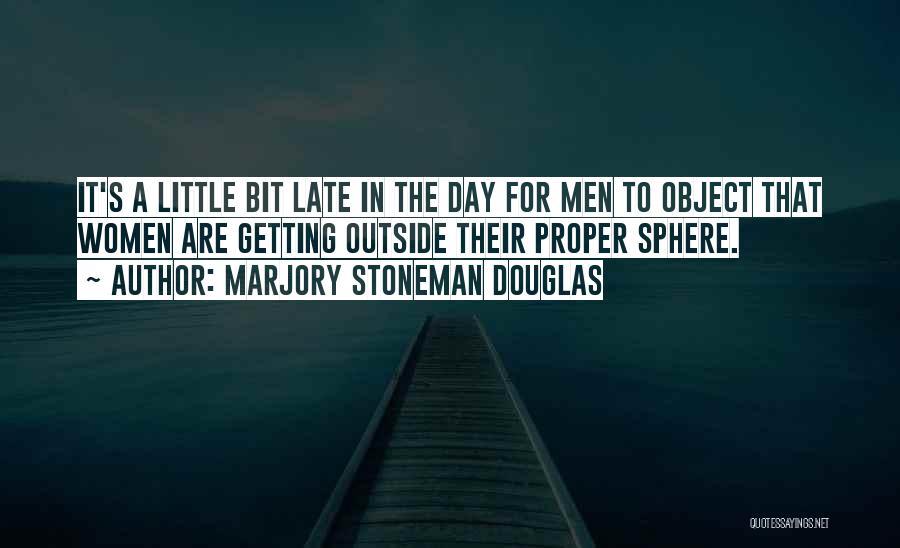 Marjory Stoneman Douglas Quotes 925889