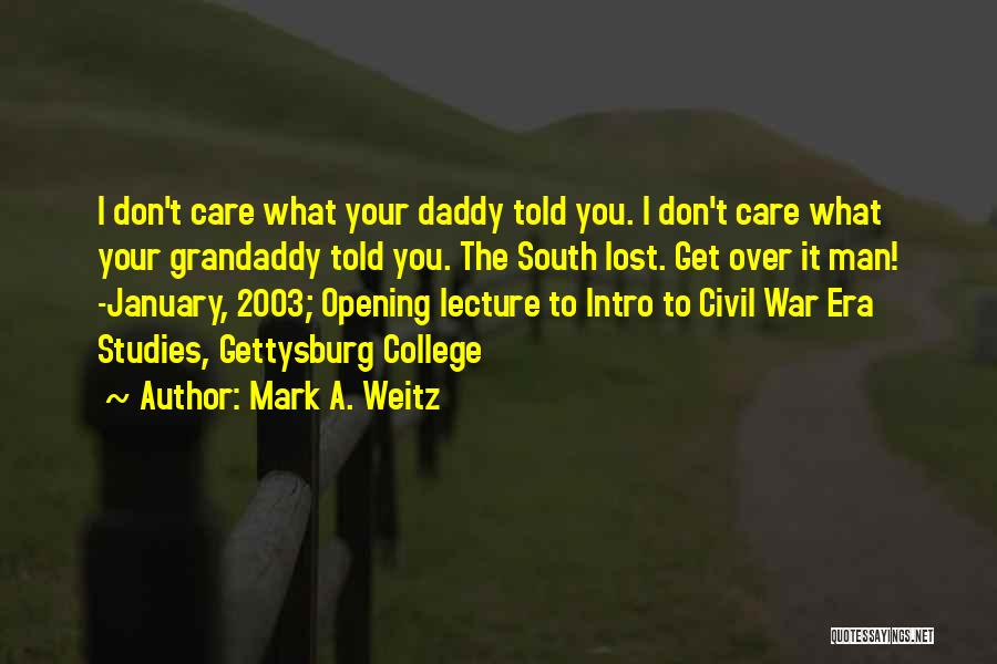 Mark A. Weitz Quotes 1905831