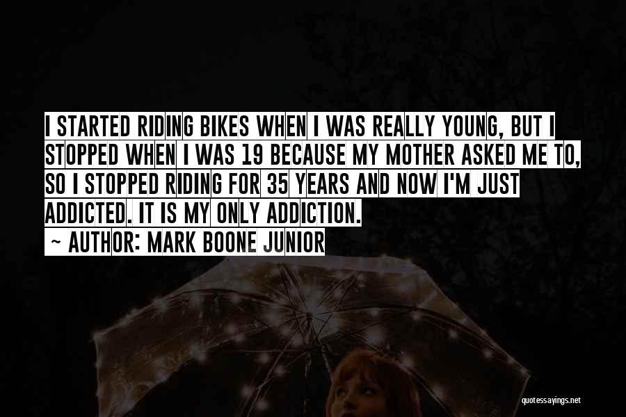 Mark Boone Junior Quotes 1871788