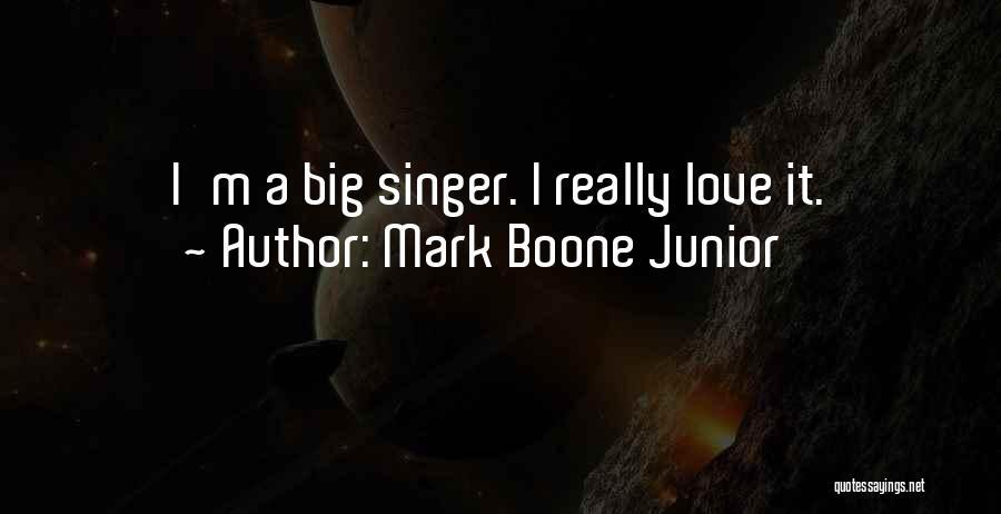 Mark Boone Junior Quotes 1957722