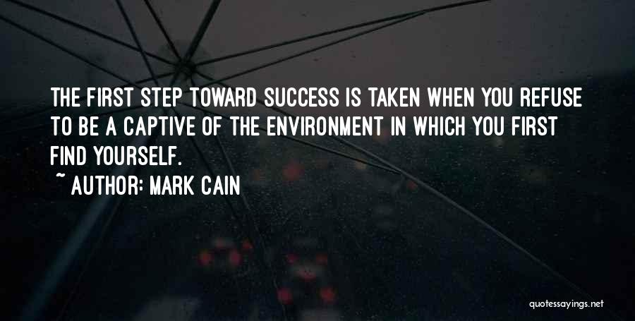 Mark Cain Quotes 109286