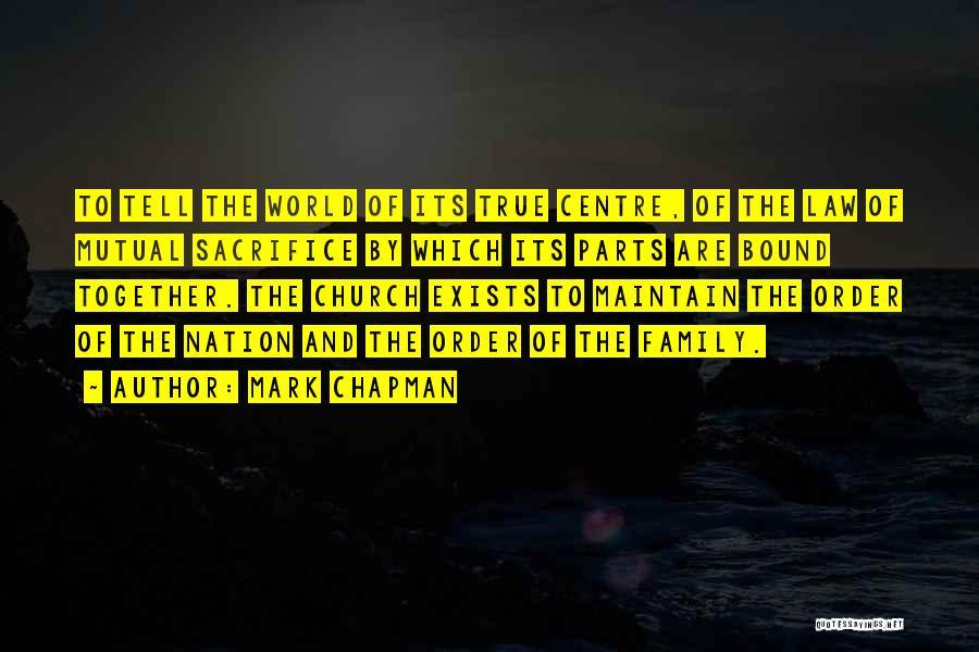 Mark Chapman Quotes 697818