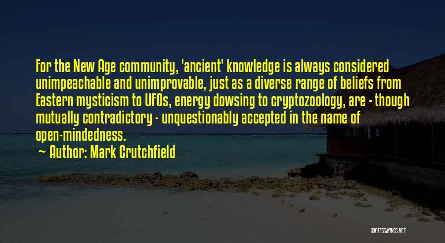Mark Crutchfield Quotes 1873023