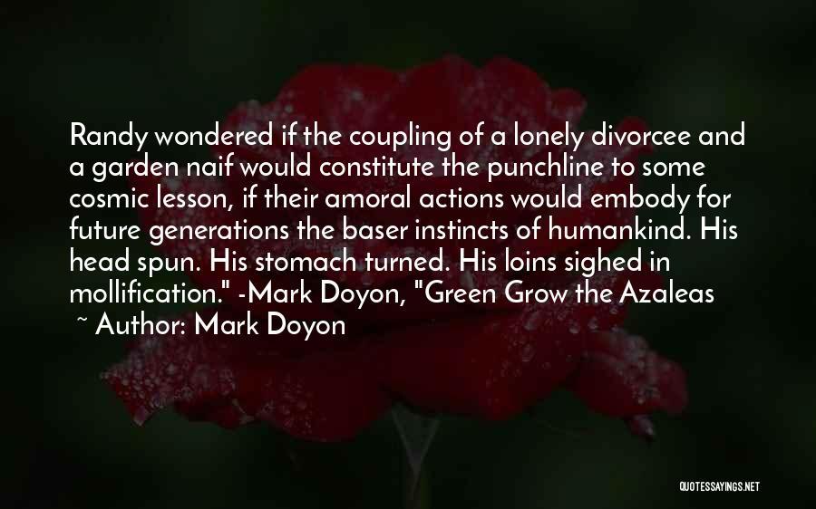 Mark Doyon Quotes 1859401