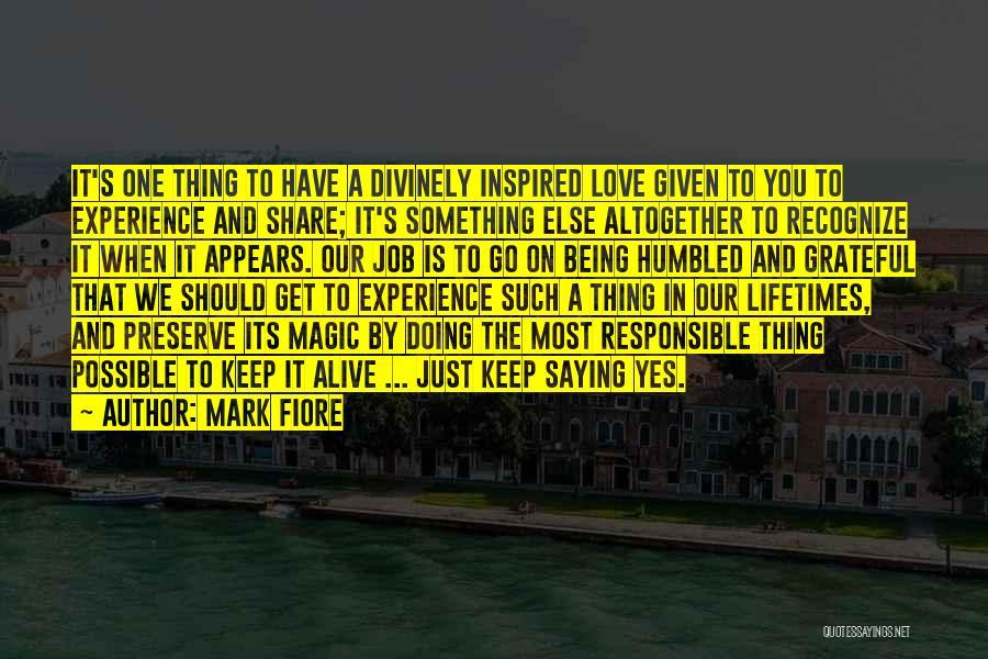 Mark Fiore Quotes 1779730