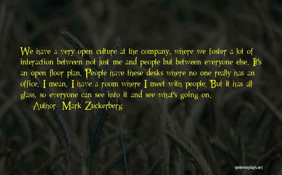Mark Foster Quotes By Mark Zuckerberg