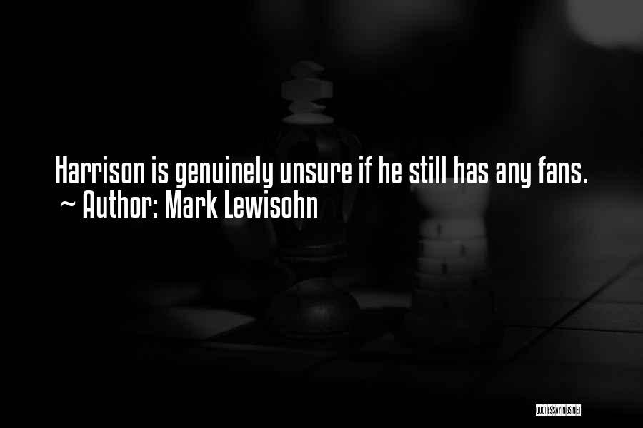 Mark Lewisohn Quotes 1799489