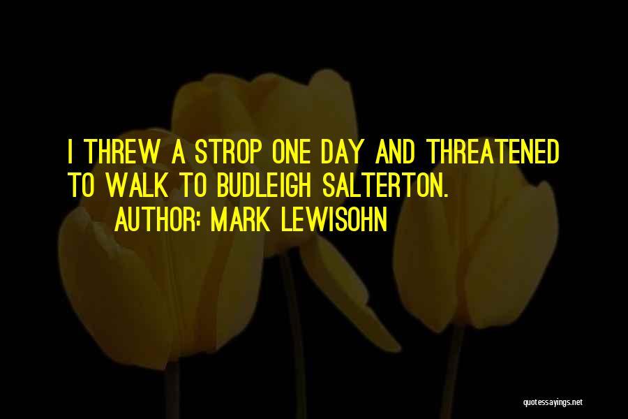 Mark Lewisohn Quotes 652576