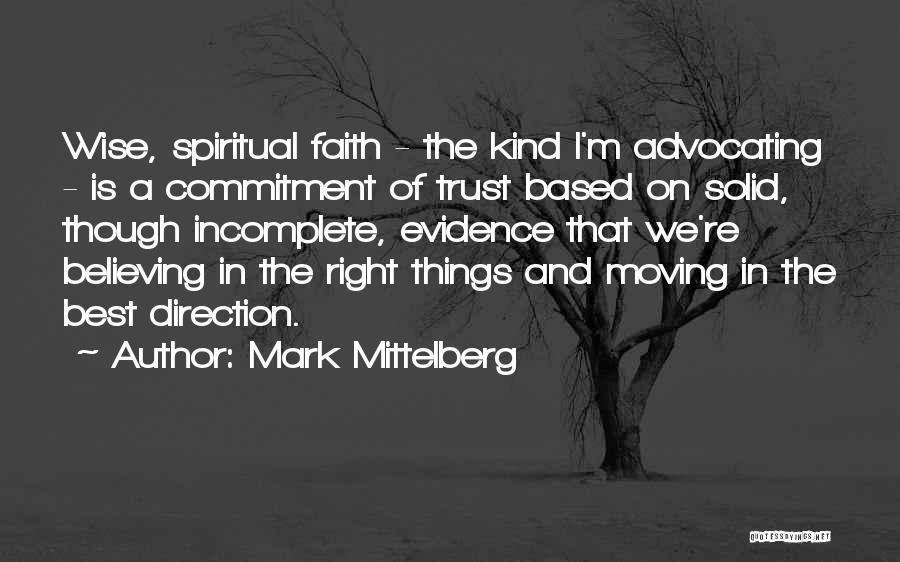 Mark Mittelberg Quotes 2159088