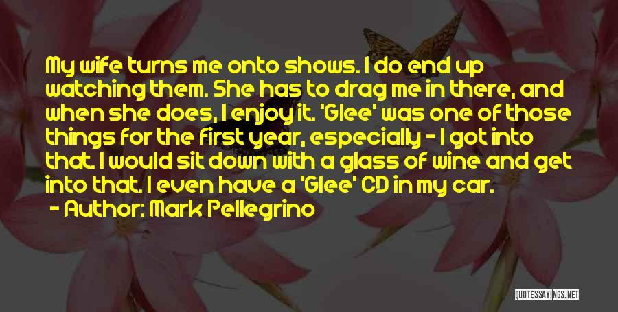 Mark Pellegrino Quotes 133647