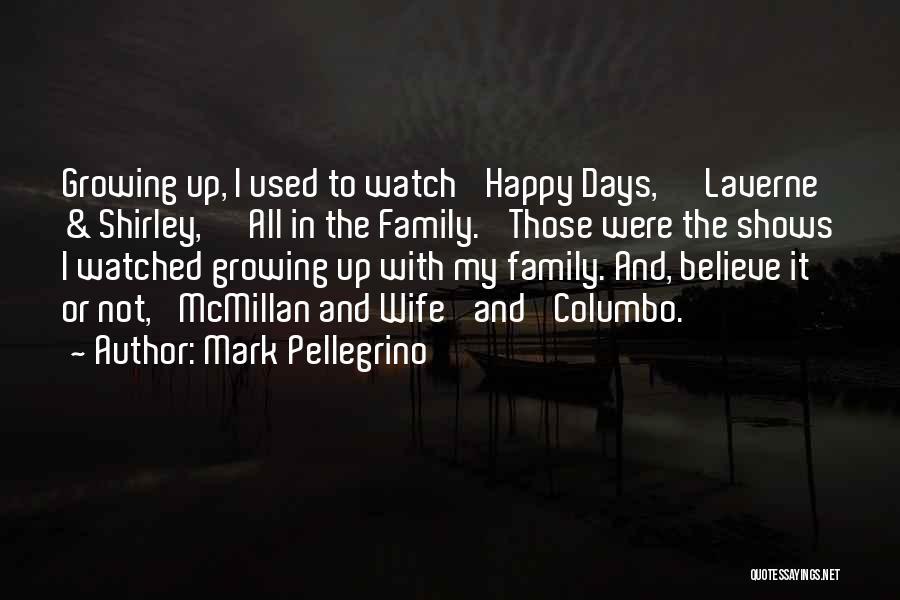 Mark Pellegrino Quotes 1717354