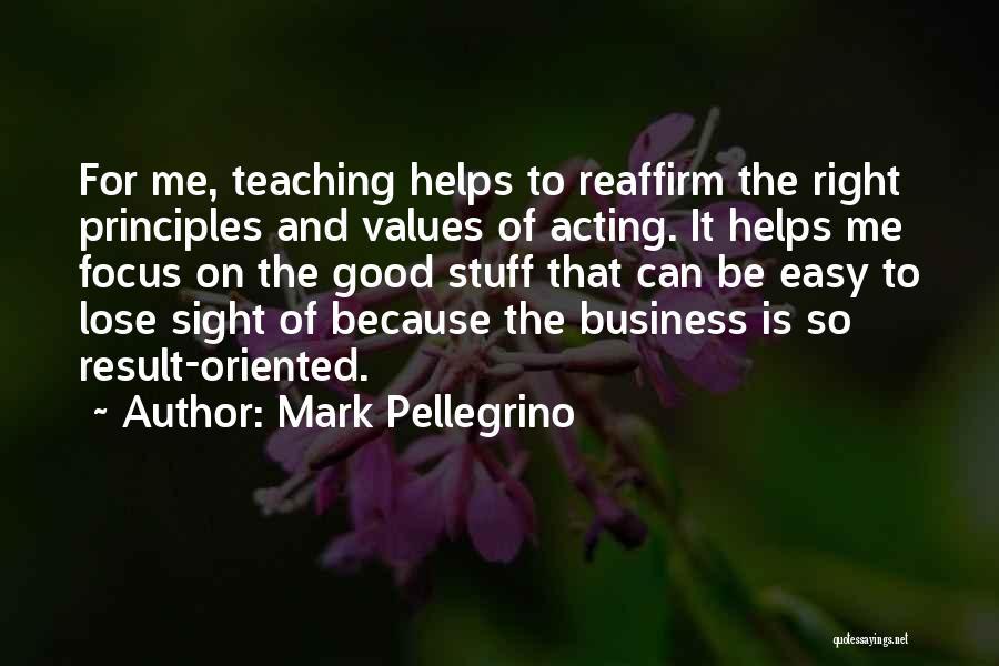 Mark Pellegrino Quotes 1870112