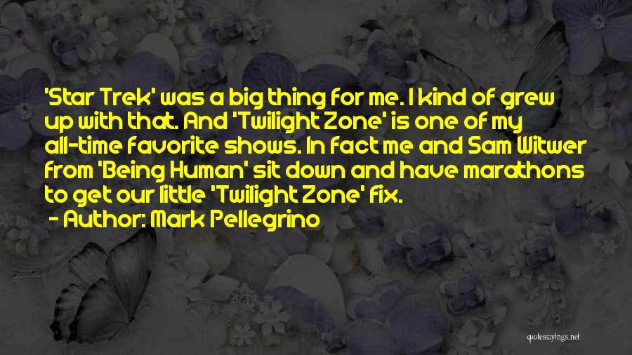 Mark Pellegrino Quotes 481301