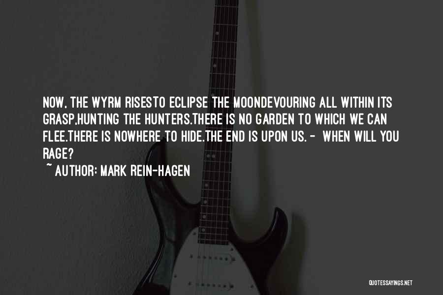 Mark Rein-Hagen Quotes 241949