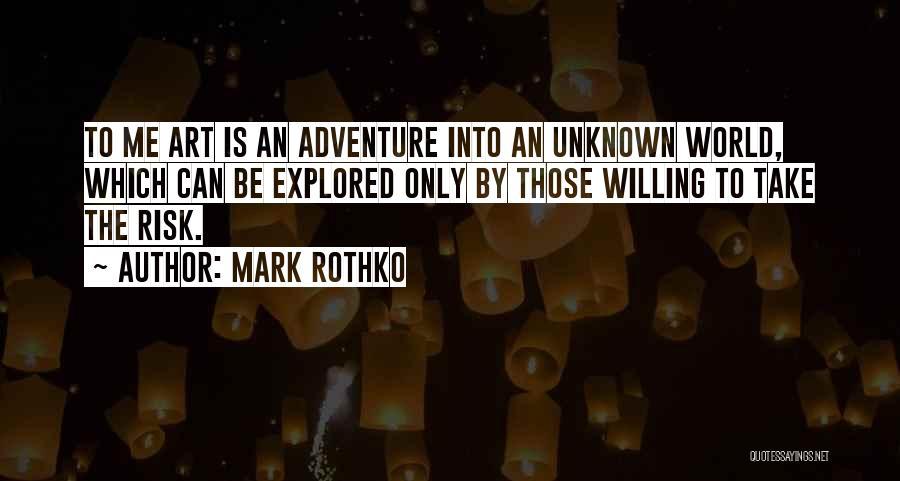 Mark Rothko Quotes 1016028