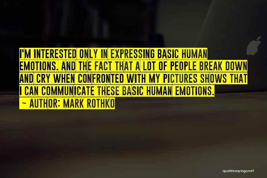 Mark Rothko Quotes 1360159