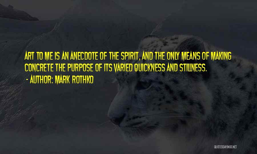 Mark Rothko Quotes 1479271