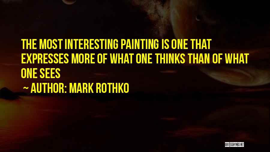 Mark Rothko Quotes 1556539