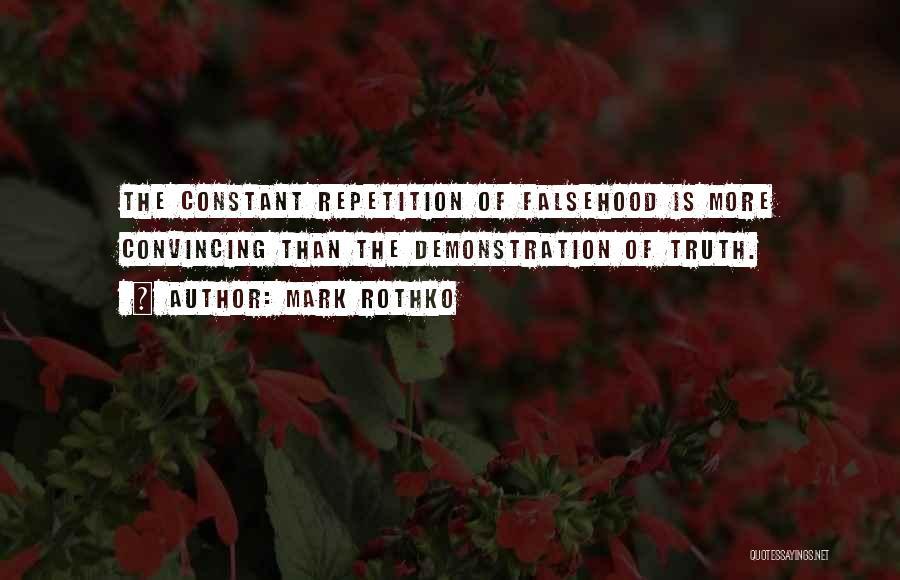 Mark Rothko Quotes 1881278