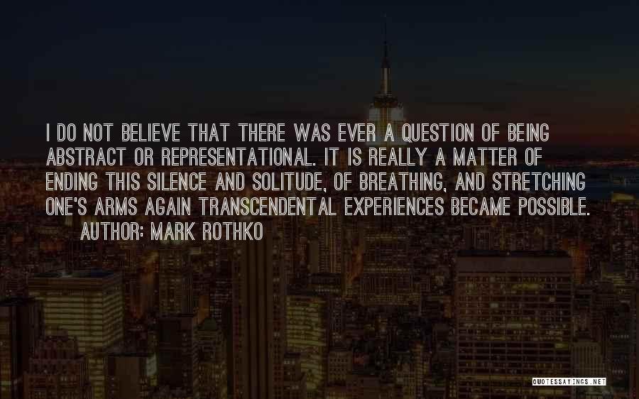 Mark Rothko Quotes 293154