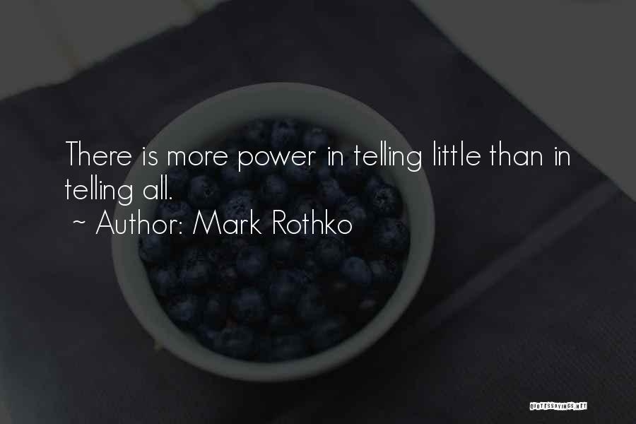 Mark Rothko Quotes 413738