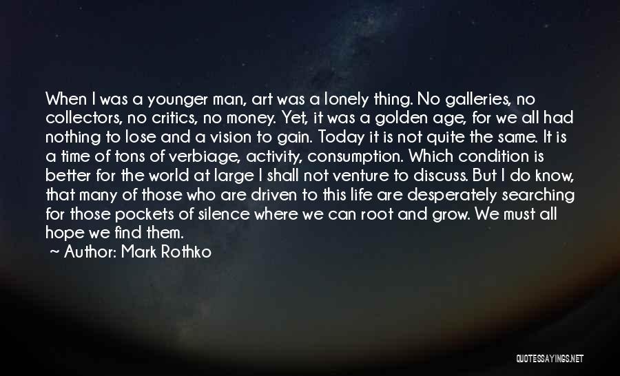 Mark Rothko Quotes 423940