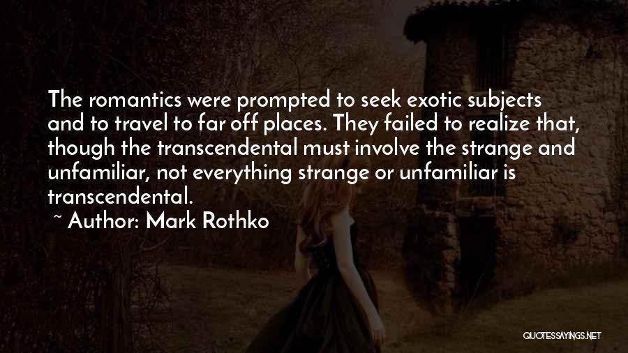 Mark Rothko Quotes 510534