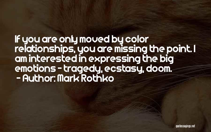 Mark Rothko Quotes 542764