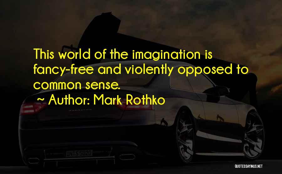 Mark Rothko Quotes 651363