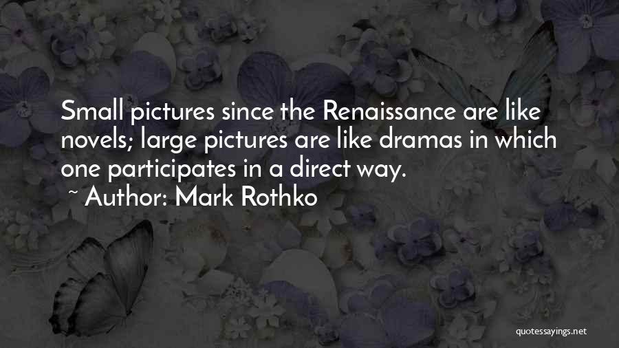 Mark Rothko Quotes 693730