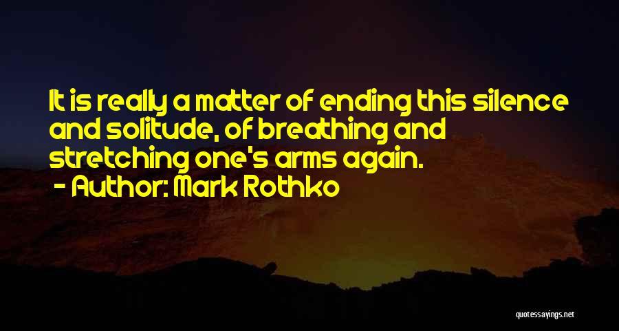 Mark Rothko Quotes 740789