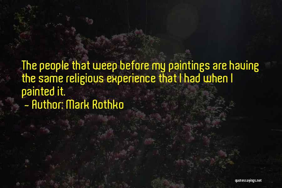 Mark Rothko Quotes 773411