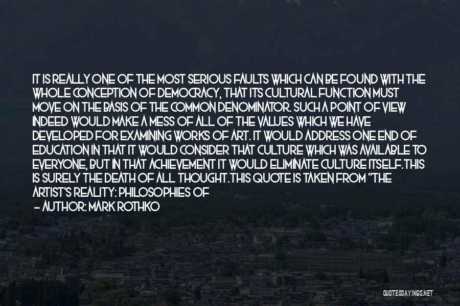 Mark Rothko Quotes 811532