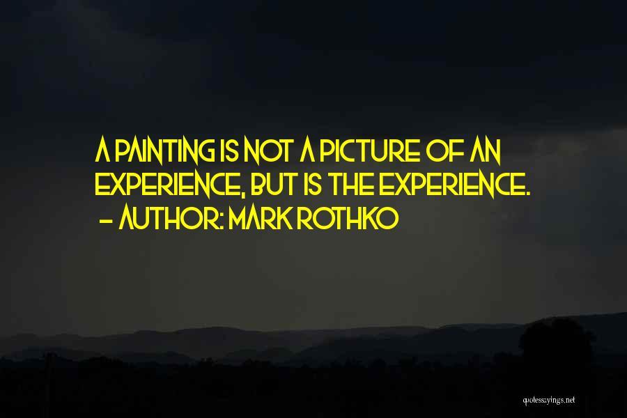 Mark Rothko Quotes 910407