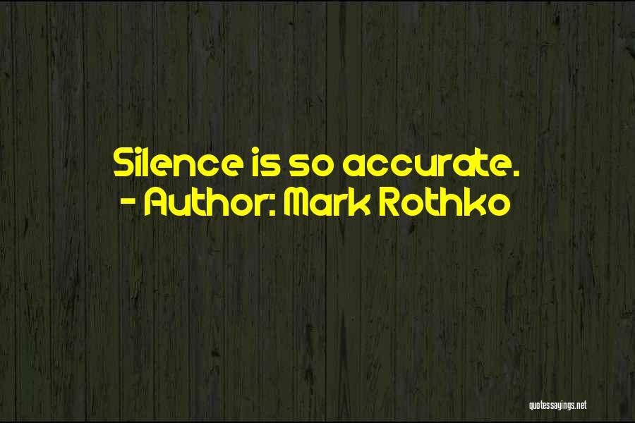 Mark Rothko Quotes 952733