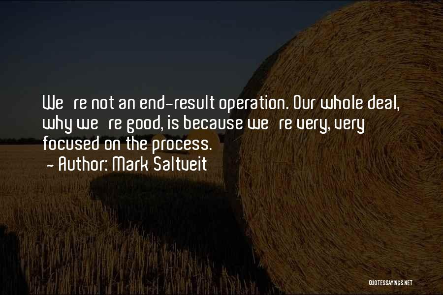 Mark Saltveit Quotes 1287388