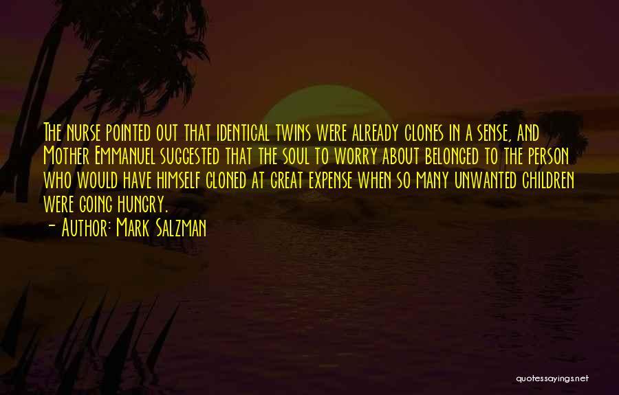 Mark Salzman Quotes 207870
